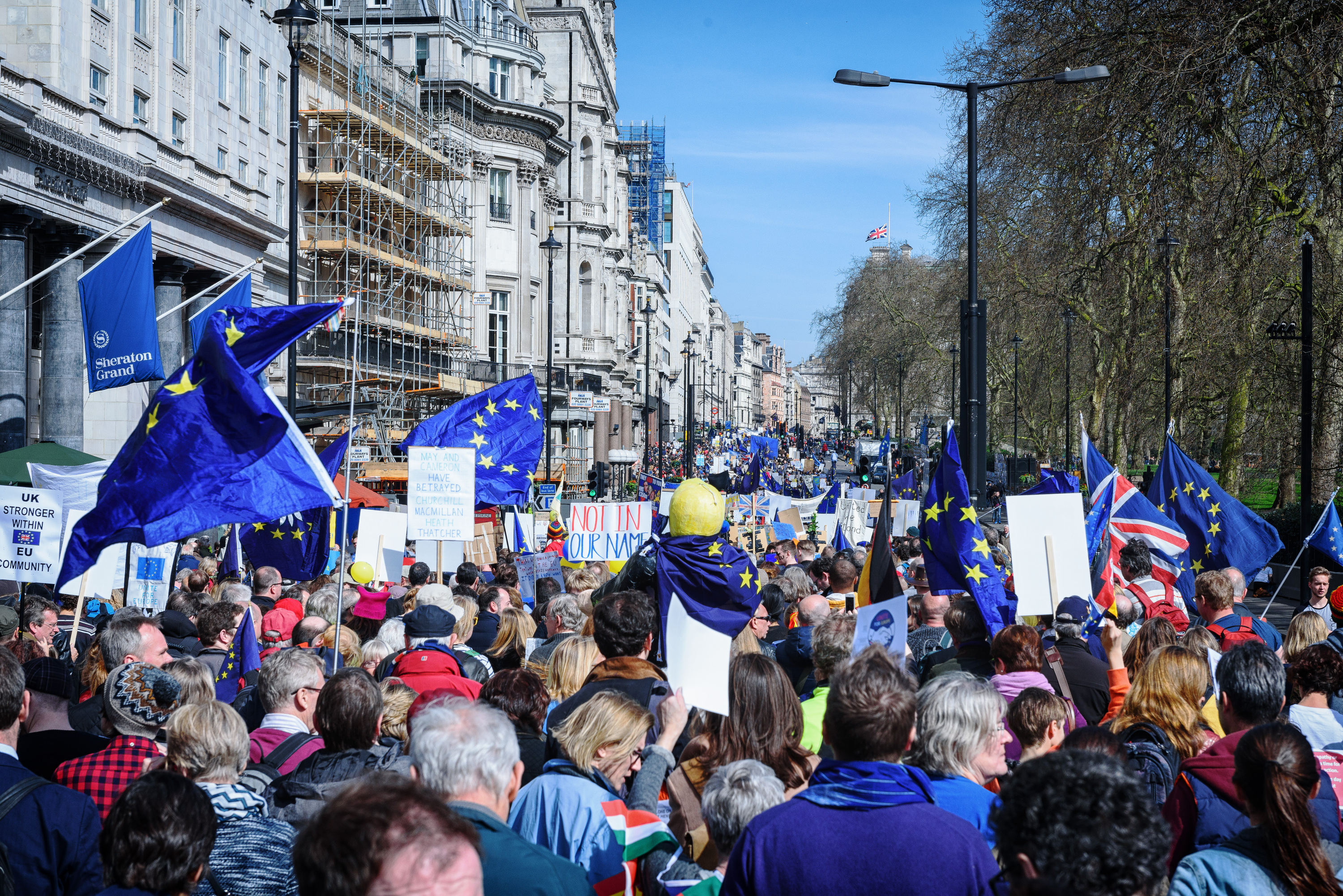 Three celebrations of Europe happening in London this week
