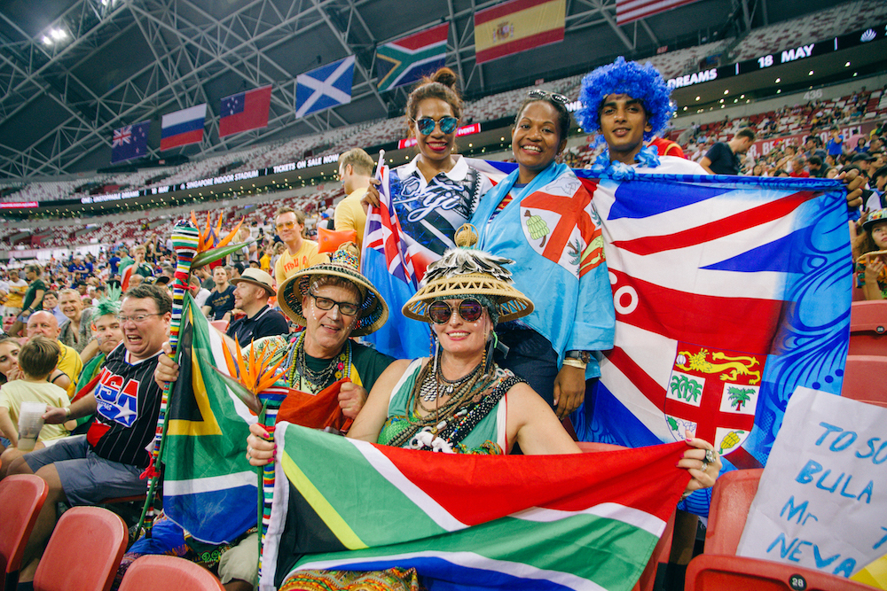 6 reasons to check out the HSBC World Rugby Sevens