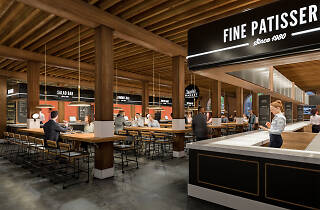 Time Out Market New York Rendering