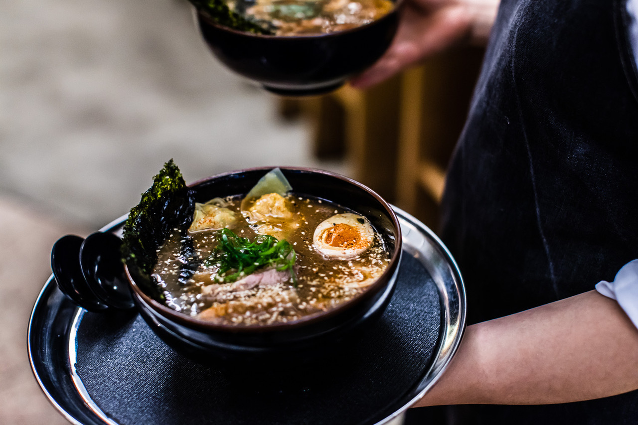 Supernormal is bringing back their ramen lunch special