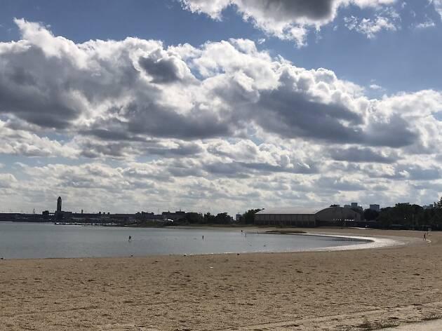 Constitution Beach
