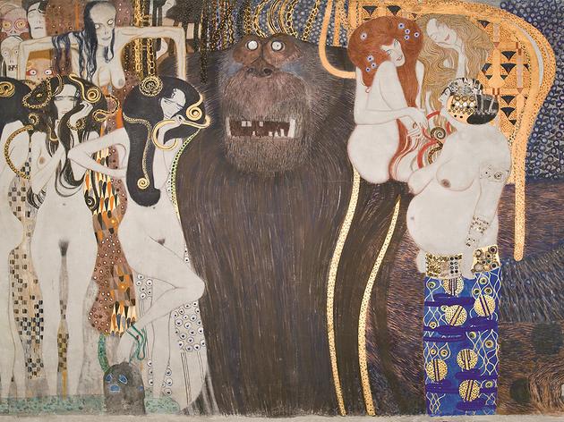 Gustav Klimt: Vienna - Japan