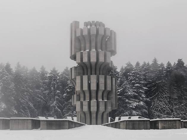 Dušan Džamonija exhibition: Fifties/Sixties