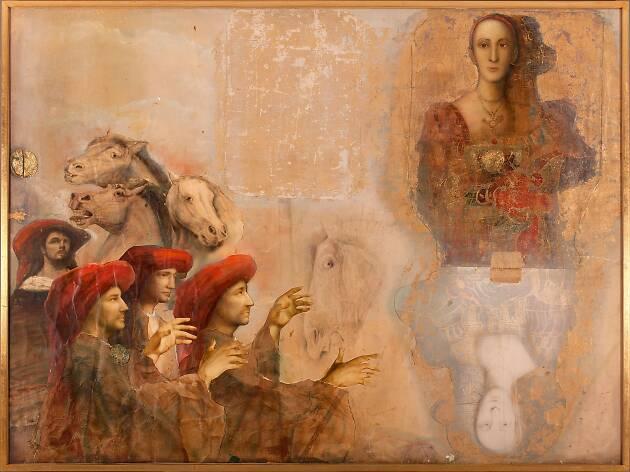 Mersad Berber Exhibition