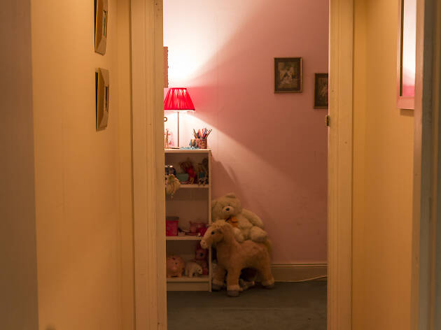 Room, Enda Walsh, Barbican