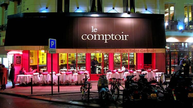 © Le Comptoir du Relais