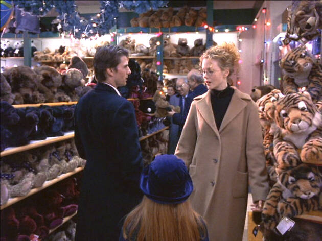The toy shop scene from 'Eyes Wide Shut'