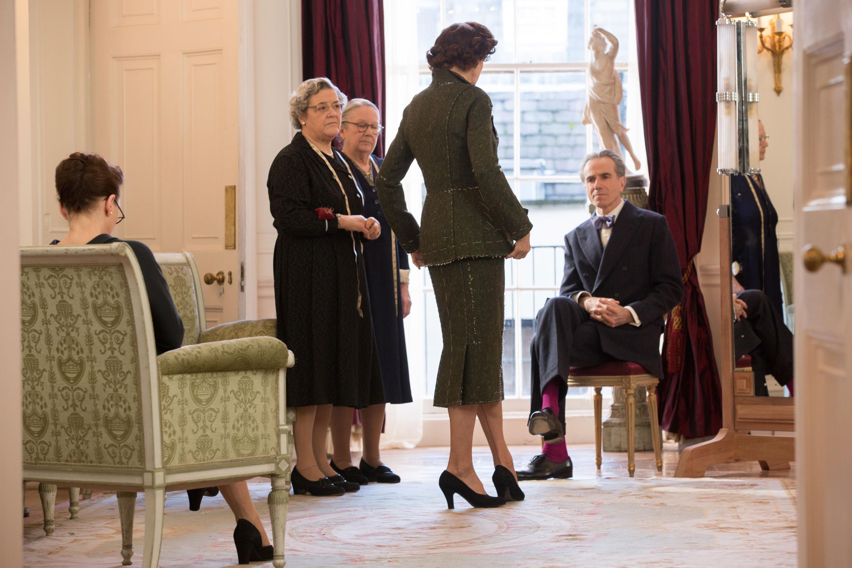 A still from the film 'Phantom Thread'