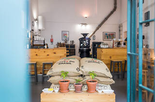 Olisipo Coffee Roasters