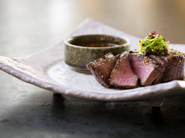 An exclusive offer for bottomless brunch at Roka