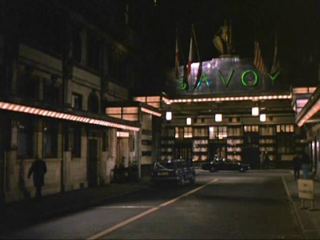 Savoy Hotel The Long Good Friday