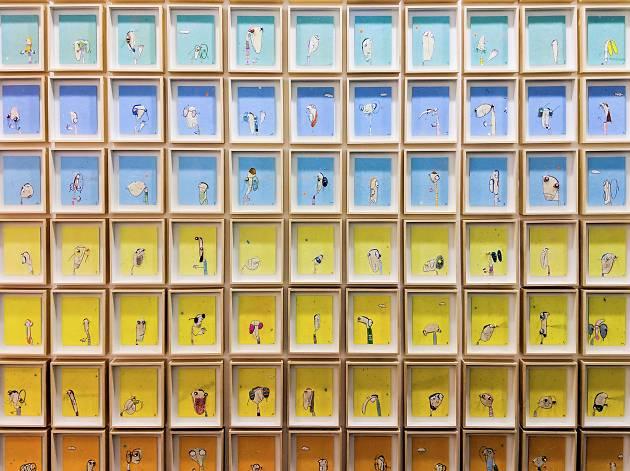 Rafa Macarrón Galería Casa Cuadrada