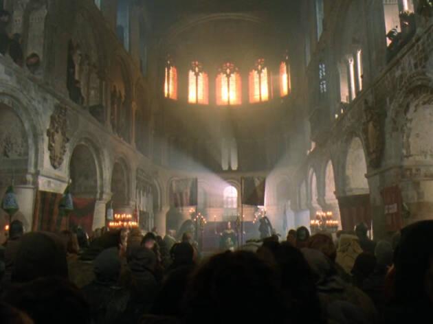 Robin Hood: Prince of Thieves St Bartholomew the Great