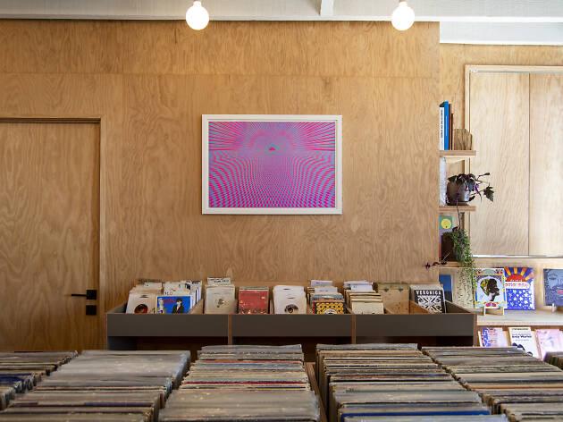 Brooklyn Record Exchange