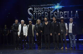 Jesucristo superestrellla elenco mexico 2019