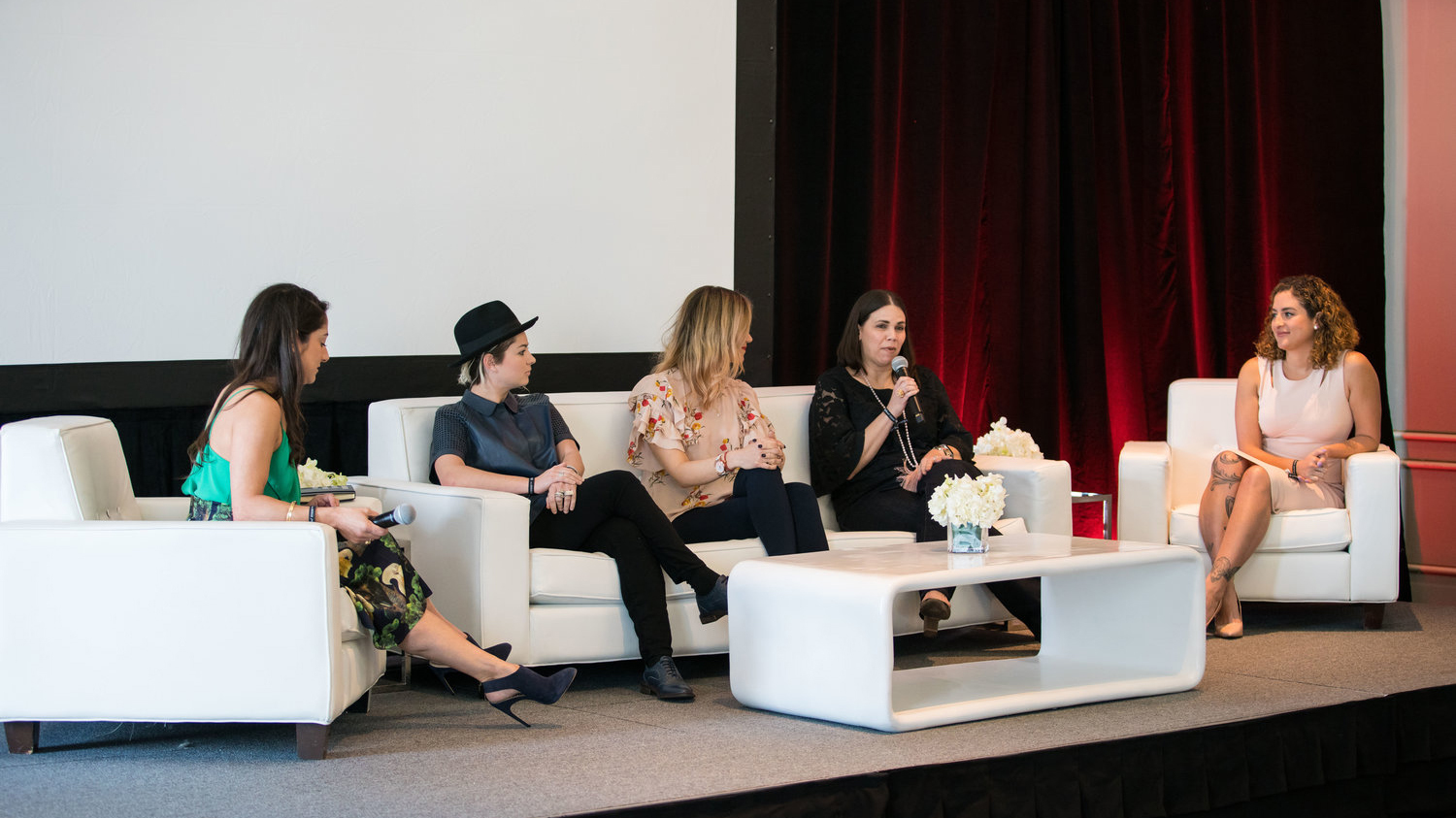 Bacardi Spirit Forward Women in Leadership summit