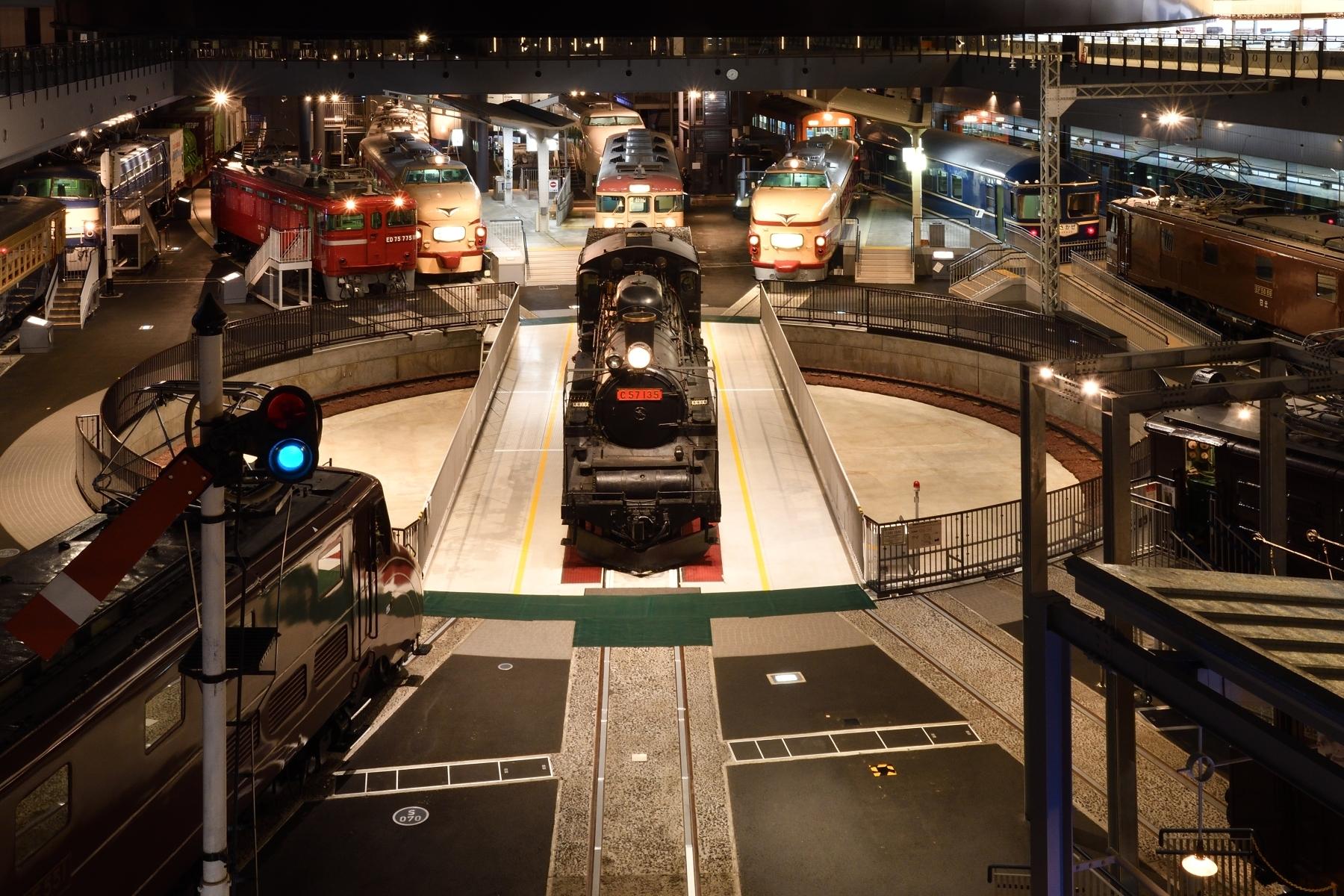 The Railway Museum