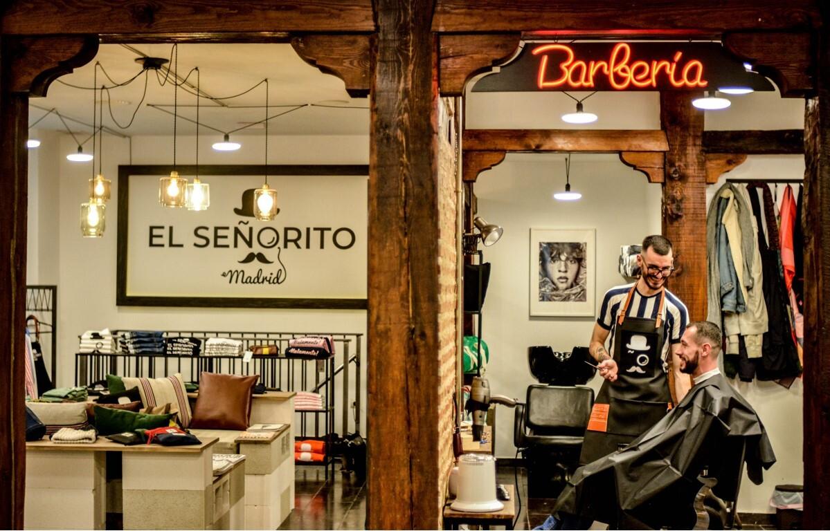 El Señorito Barbershop