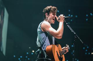 Concierto Shawn Mendes en Barcelona