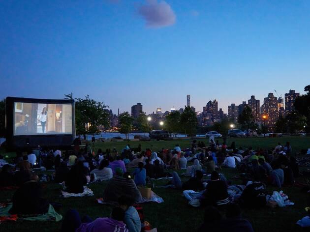Randall's Island Outdoor Movie Nights