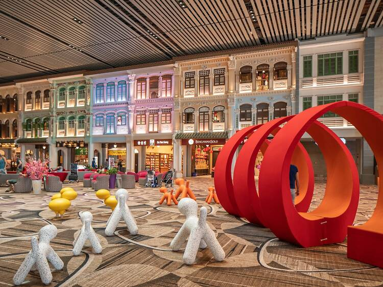 Amazing things to do at Singapore Changi Airport