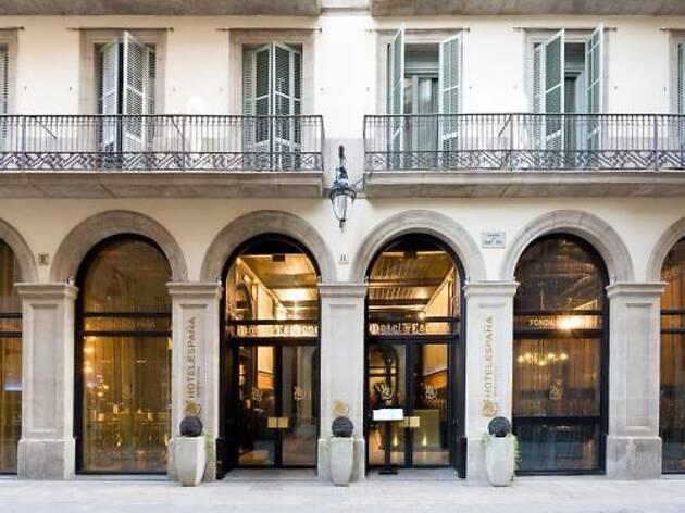 Hotel Espaa Ramblas