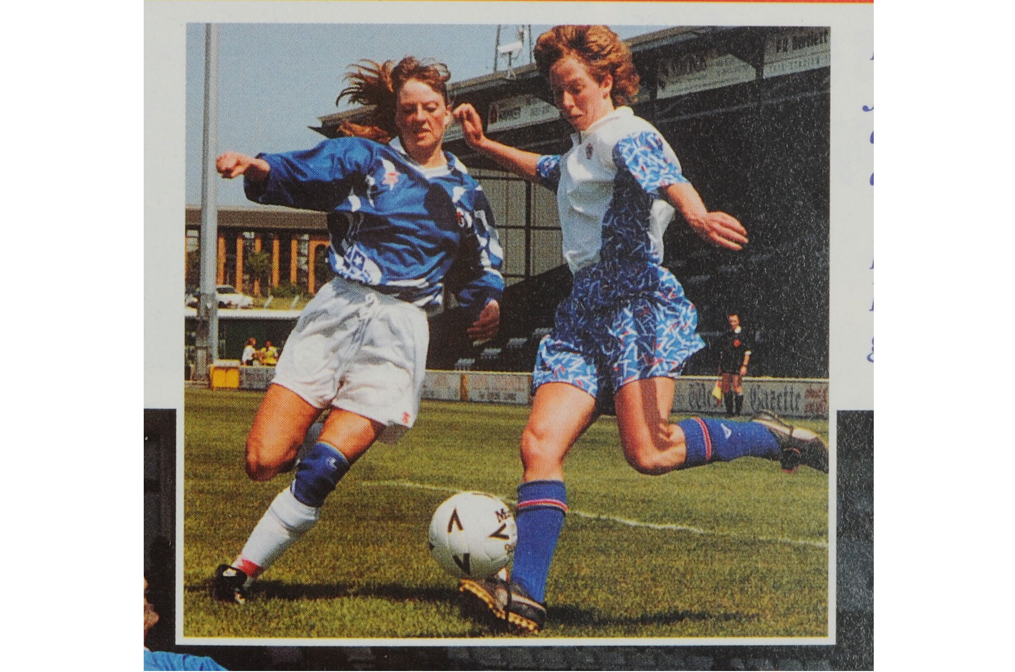 An Unsuitable Game for Ladies: A Century of Women's Football