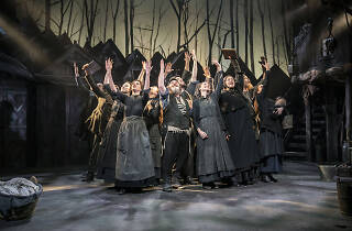 Fiddler on the Roof, Playhouse Theatre 2019