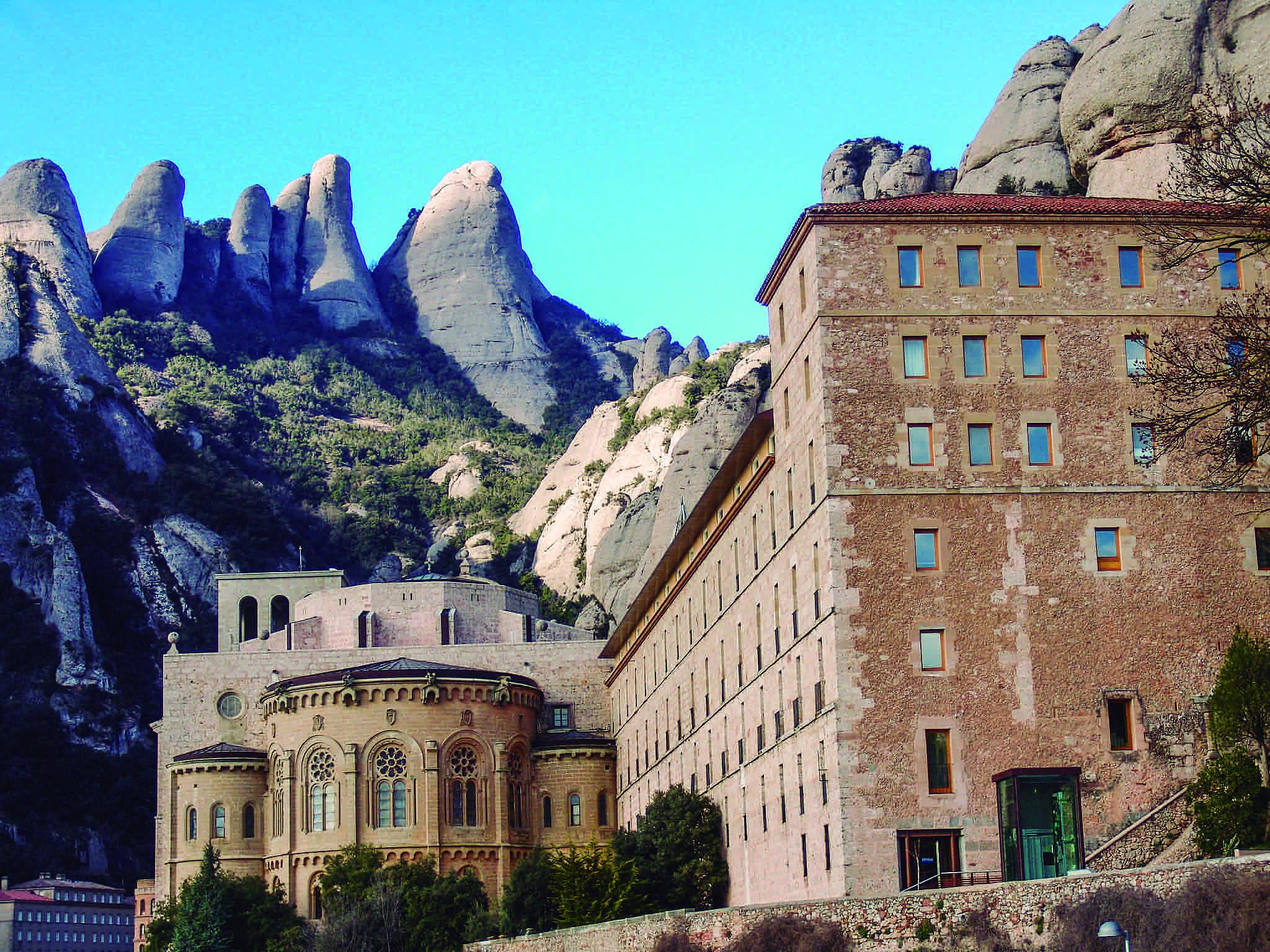 Montserrat Monasteri