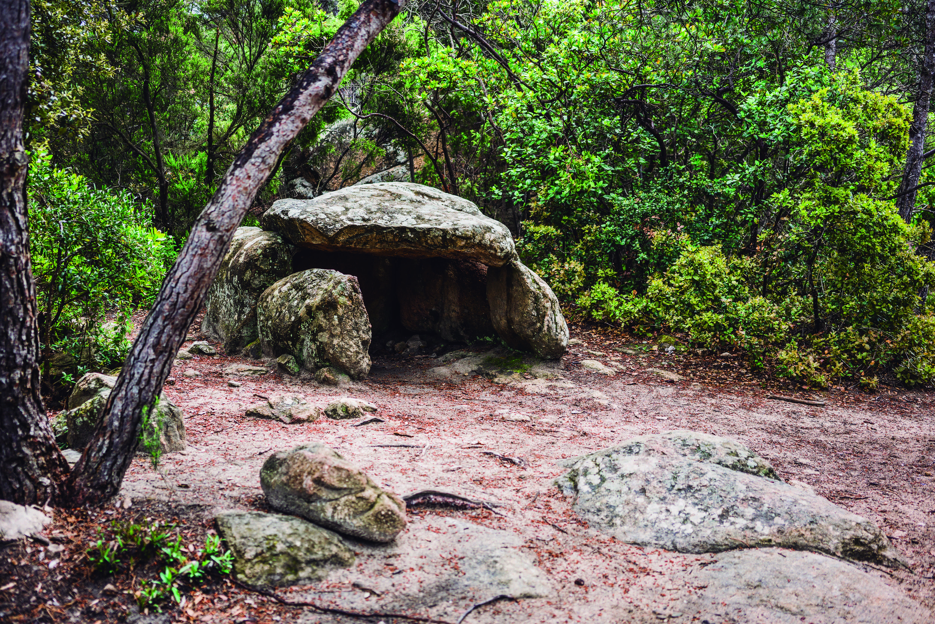 dolmen de cellecs