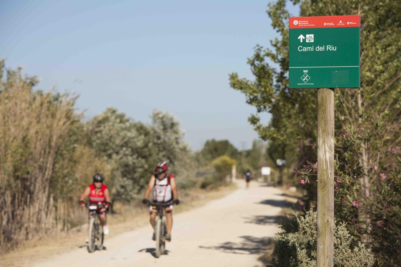 Parc Agrari del Llobregat. Xarxa de Parcs Naturals de la DiBa © Oriol Clavera NO DRETS D'IMATGE