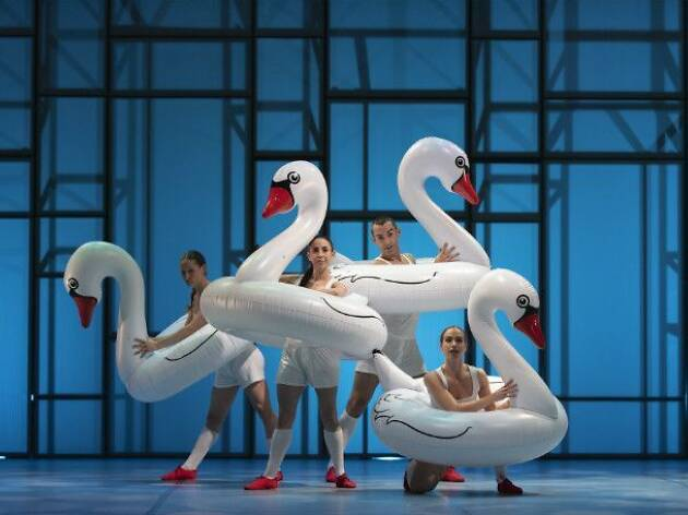 Aracaladanza's 'Play' is on as part of Sadler's Wells Family Weekend