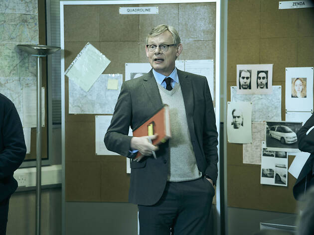 Manhunt estreno de Acorn TV