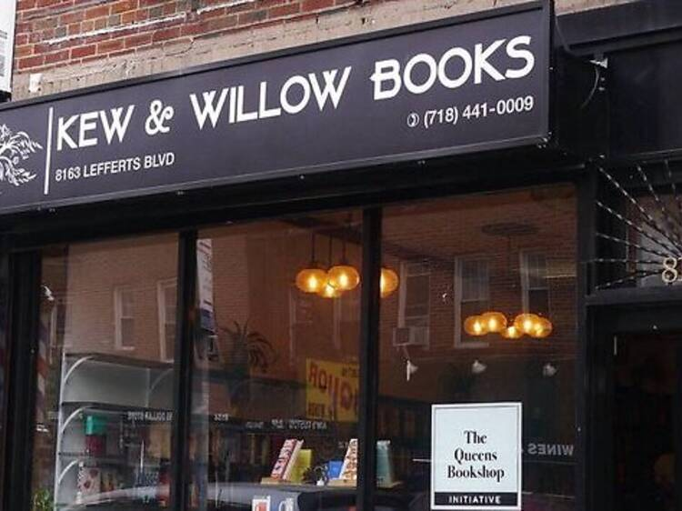 Kew & Willow Books