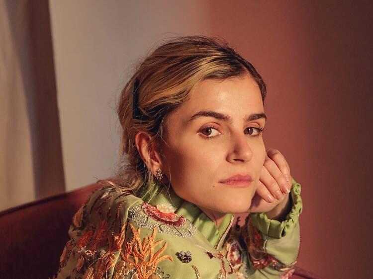 Alexia Ulibarri, diseñadora de moda