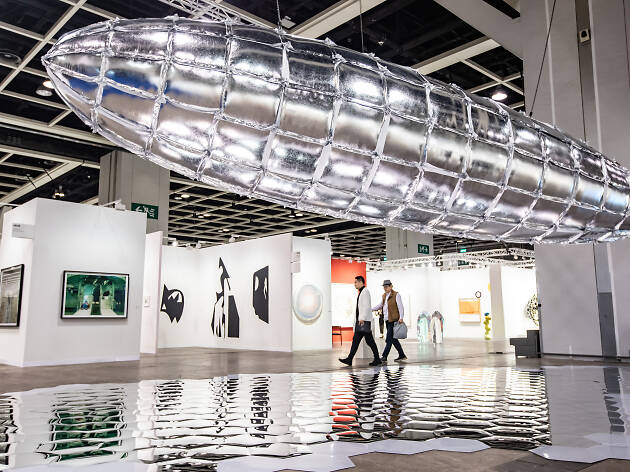 ABHK19, Encounters, Lee Bul,  Galerie Thaddaeus Ropac,  Lehmann Maupin and PKM Gallery,