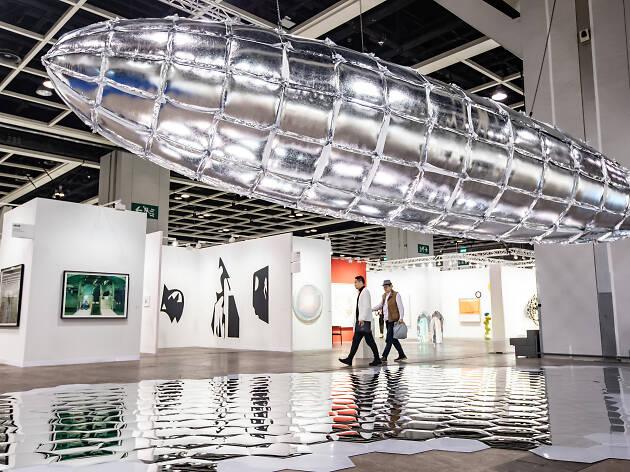 ABHK19, Encounters, Lee Bul,  Galerie Thaddaeus Ropac,  Lehmann Maupin and PKM Gallery,
