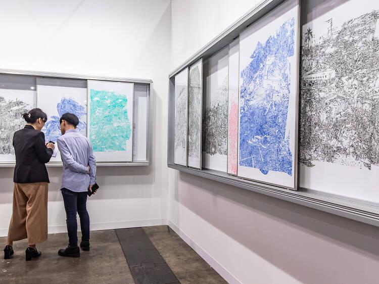 Peng Yihsuan, Impermanent Marks, 2019