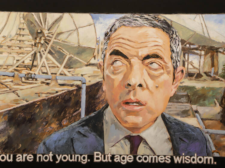 "Johnny English ""Age Comes Wisdom"", 2019"