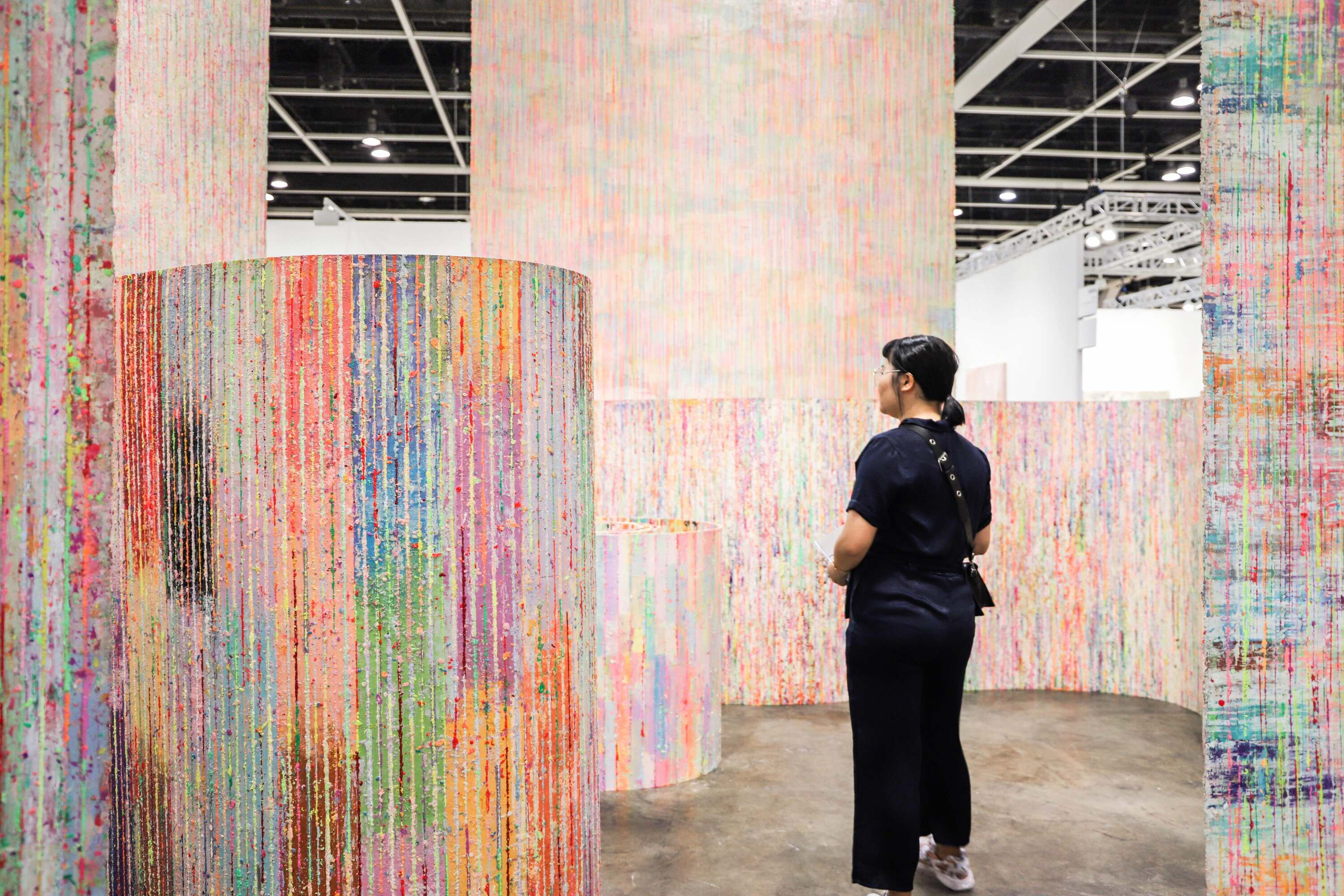 D Art Exhibition Hong Kong : Lu yang artist société berlin
