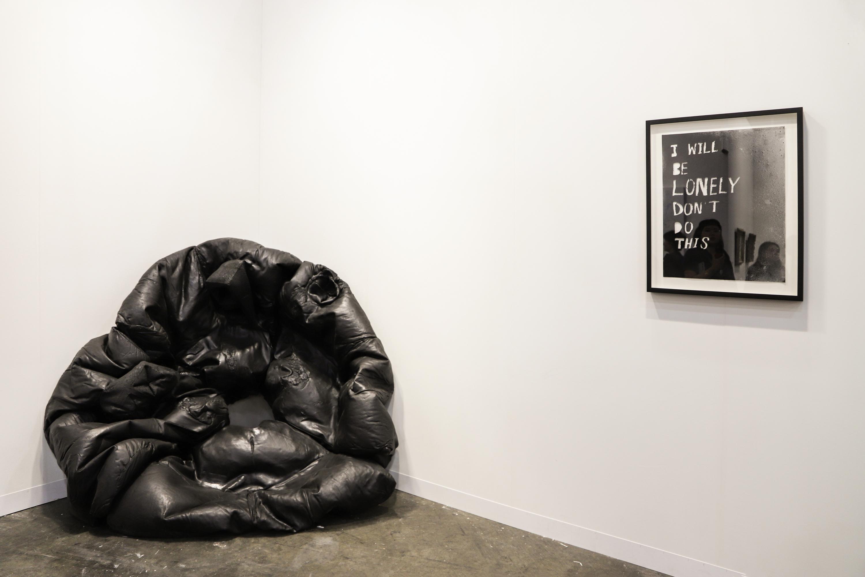 Kaari Upson, Trashole, 2014