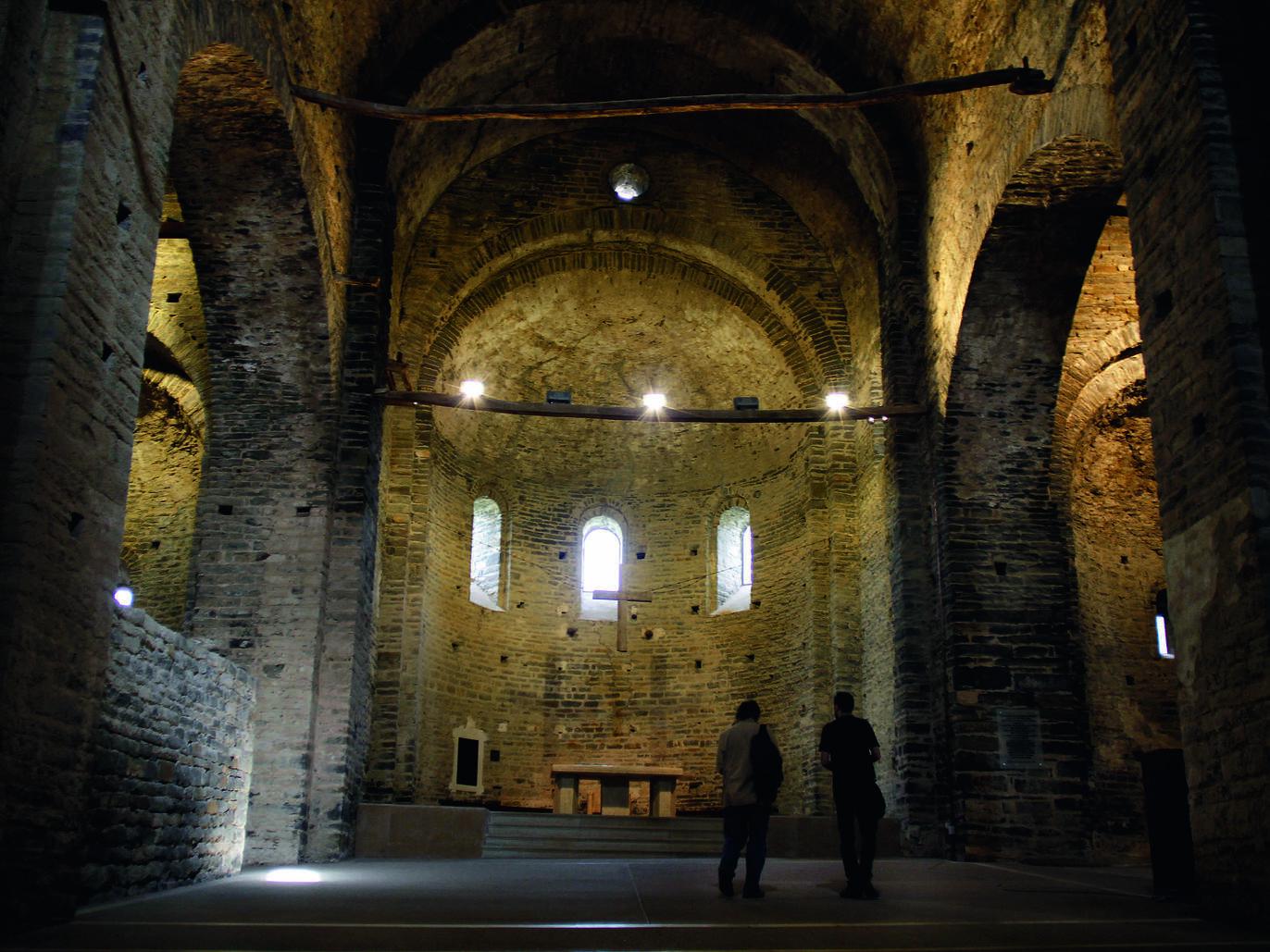 Monasterio de Sant Pere de Casserres