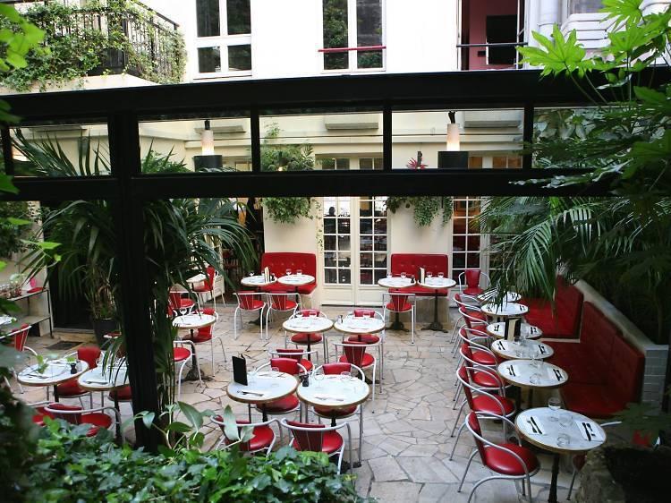 © Hôtel Amour