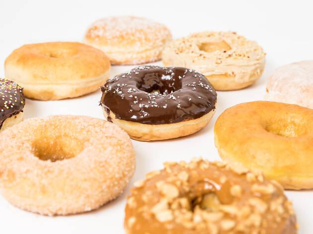Damn Doughnuts