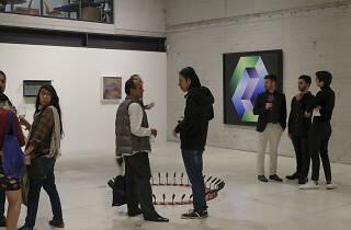 Galería RGR en la San Miguel Chapultepec