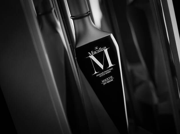Macallan M Black