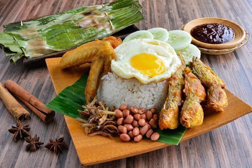 power nasi lemak