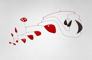 Alexander Calder Radical Inventor NGV supplied image