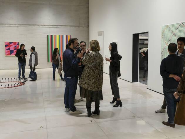 Sin Khronos (Foto: Regina García-Rojas Hoyos / Galería RGR)