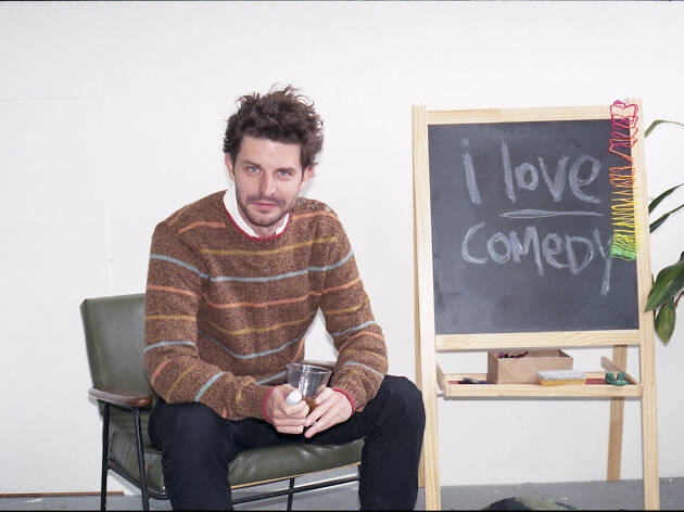 Miles Munn I Love Comedy MICF 2019